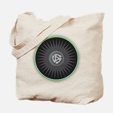 45 RPM Record Tote Bag