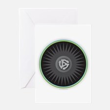 45 RPM Record Greeting Cards