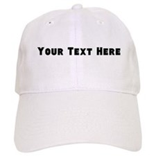 Customizable - Personalize Your Own Baseball Baseball Cap