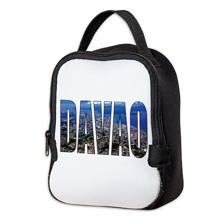 Davao Neoprene Lunch Bag