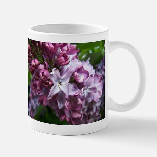 """ Purple Lilacs"" Mug"