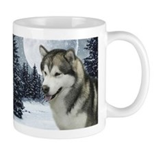 Alaskan Malamute Mugs