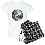 Alaskan Malamute Pajamas