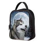 Alaskan Malamute Neoprene Lunch Bag
