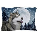 Alaskan Malamute Pillow Case