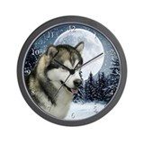 Alaskan malamute Basic Clocks