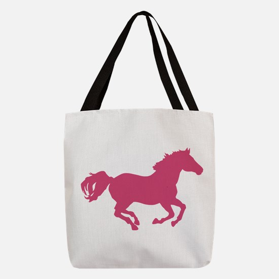 horse4.png Polyester Tote Bag