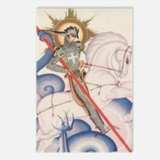 St. George Postcards (Package of 8)