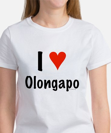 I love Olongapo Women's T-Shirt