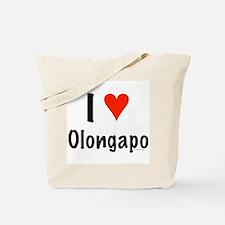 I love Olongapo Tote Bag