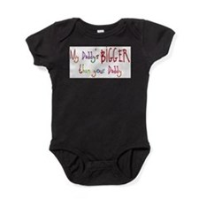 Cool Deadlift Baby Bodysuit