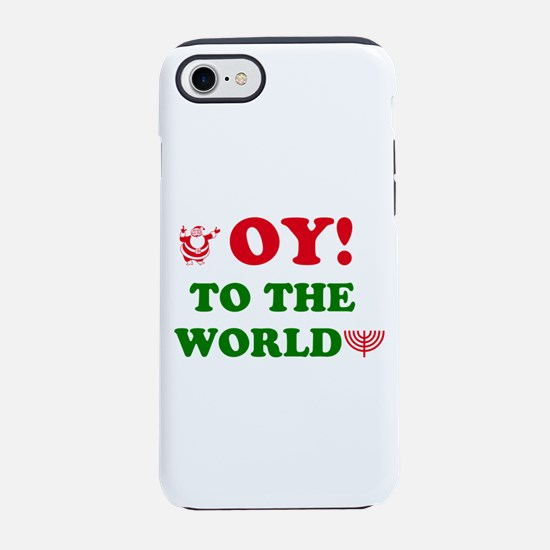 oytoworld1.png iPhone 8/7 Tough Case