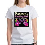 50th birthday Women's T-Shirt