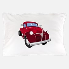 Vintage Truck Pillow Case