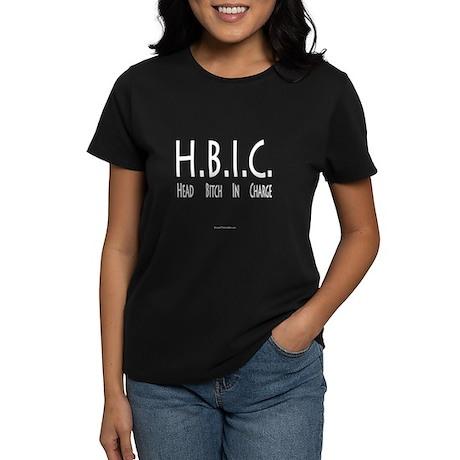 HBIC Women's Dark T-Shirt