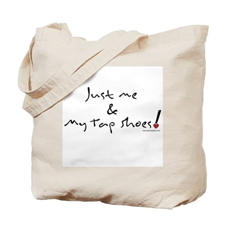 Me and My Tap shoes Tote Bag