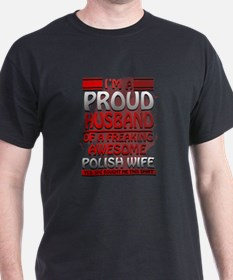 Funny Polish and proud T-Shirt