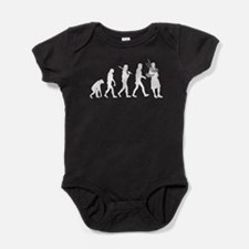 Bagpiper Evolution Baby Bodysuit