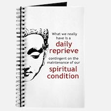 Spiritual Condition Journal