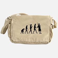 Bagpiper Evolution Messenger Bag