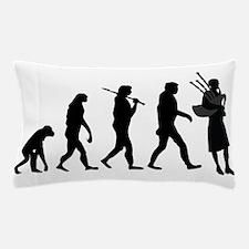 Bagpiper Evolution Pillow Case