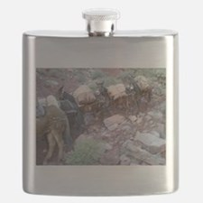 South Kiabab Grand Canyon Mule Ride Pack Tra Flask