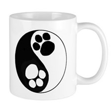 Tao of Dog Small Mug