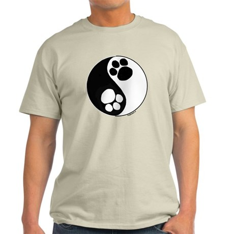 Tao of Dog Light T-Shirt