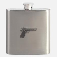 Cute Pistol Flask