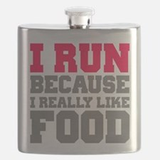 Cute Womens exercise Flask