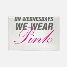 On Wednesdays We Wear Pink Magnets