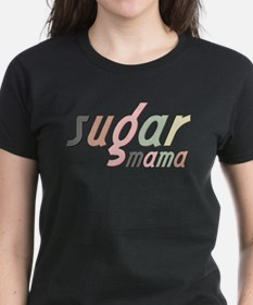Sugar Mama Women's Dark T-Shirt