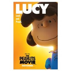 The Peanuts Movie: Lucy Wall Art Poster