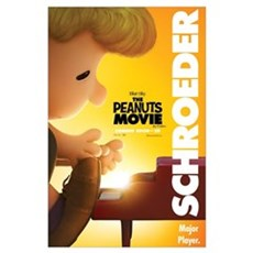 The Peanuts Movie: Schroeder Wall Art Poster