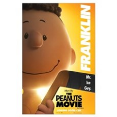 The Peanuts Movie: Franklin Wall Art Poster