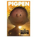 Pig pen Posters