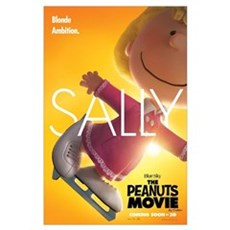 The Peanuts Movie: Sally Wall Art Poster