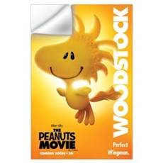 The Peanuts Movie: Woodstock Wall Art Wall Decal