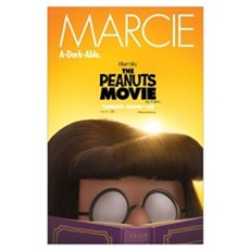 The Peanuts Movie: Marcie Wall Art Poster