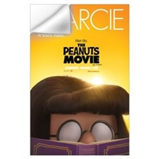 The Peanuts Movie: Marcie Wall Art Wall Decal
