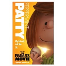 The Peanuts Movie: Patty Wall Art Poster
