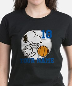 Snoopy Basketball - Personali Tee