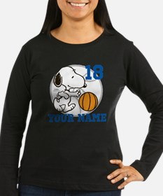 Snoopy Basketball T-Shirt
