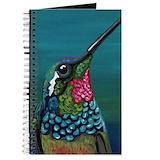 Hummingbird Journals & Spiral Notebooks