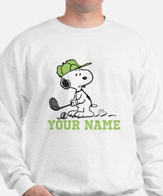 Snoopy Golf - Personalized Jumper