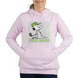 Snoopy golf Hooded Sweatshirt