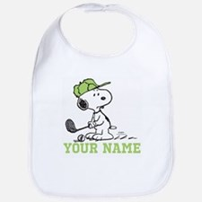 Snoopy Golf - Personalized Bib