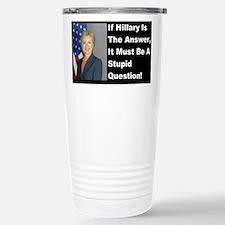 Unique Stupid republicans Travel Mug