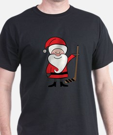 Cool Christmas hockey T-Shirt