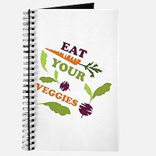 Eat You Veggies Journal